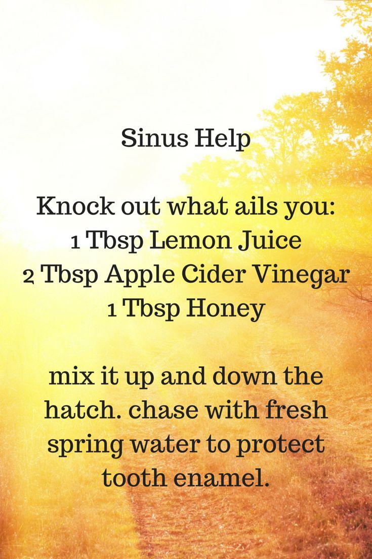 sinus block blaster