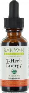herbal energy remedy