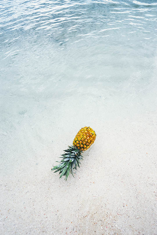 pineapple digestive super power